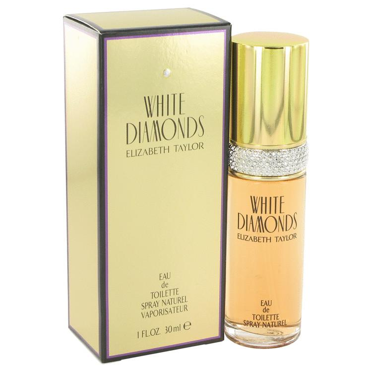 White Diamonds Eau De Toilette Spray By Elizabeth Taylor 402474