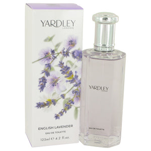 English Lavender Eau De Toilette Spray (Unisex) By Yardley London 467646