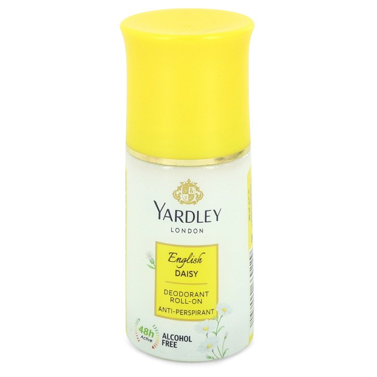 Yardley English Daisy Deodorant Roll On Alcohol Free By Yardley London 550823