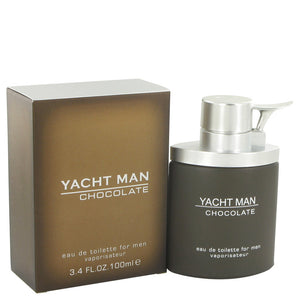 Load image into Gallery viewer, Yacht Man Chocolate Eau De Toilette Spray By Myrurgia 517633