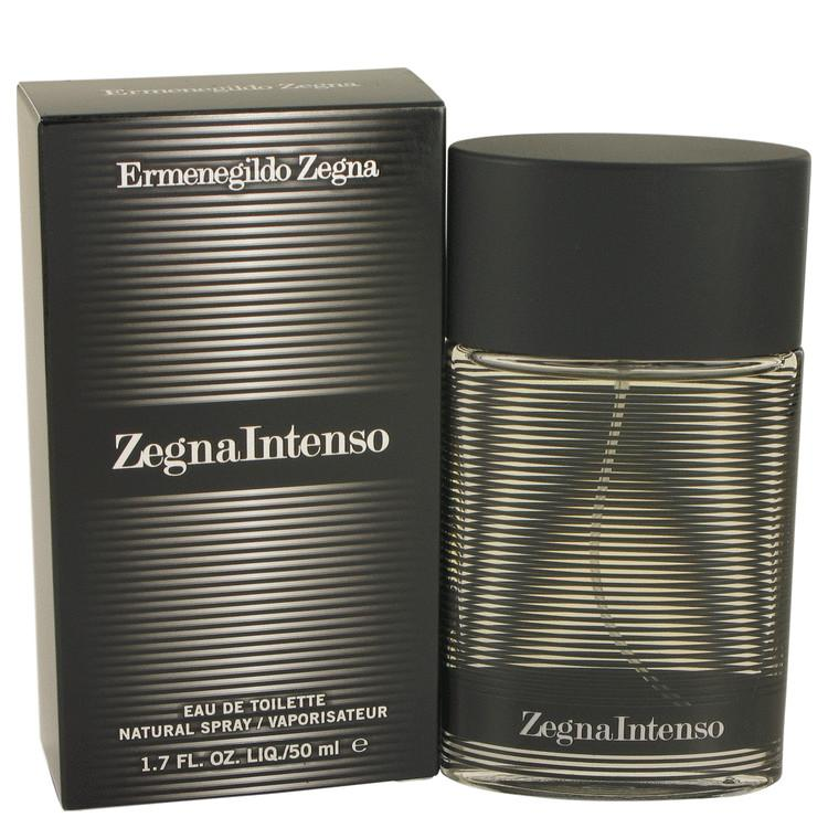 Zegna Intenso Eau De Toilette Spray By Ermenegildo Zegna 463403