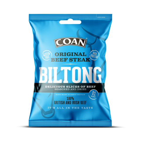 Original Beef Steak Biltong