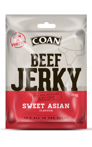 Beef Jerky - Sweet Asian