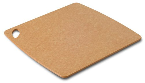 Sage Professional 12 By 12-Inch Chop Board, Fsc-Certified, Nsf-Certified, Natural