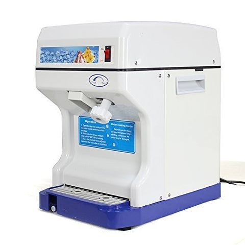 Super Deal Ice Crusher Maker, Commercial Ice Shaver Snow Cone Equipment For Parties Events (#1)