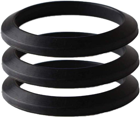 Nuova Simonelli Appia Conical Group Filter Holder Gasket - 71 X 56 X 8.2Mm - 3 Count