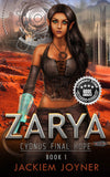 Zarya: Cydnus Final Hope - Paperback