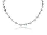 15.21 carats Diamond Necklace