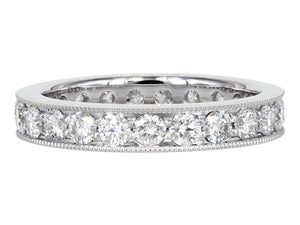 1.01ct Diamond Eternity Band