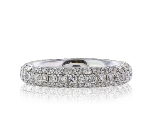 1.91ct Diamond Eternity Band