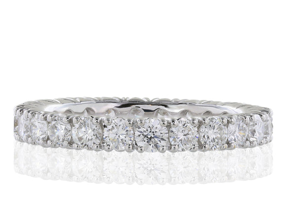 1.52ct Diamond Eternity Band