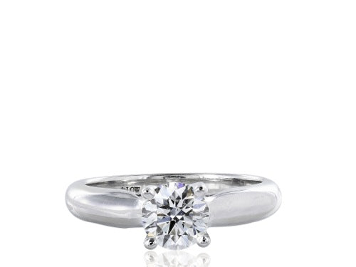 1.05 Carat GIA Certified H/SI1 Round Brilliant Cut Diamond