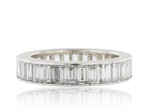4ctw Diamond Eternity Band