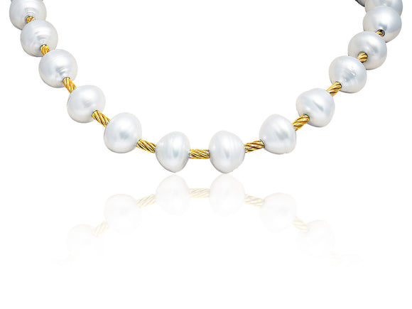 David Yurman Pearl Necklace