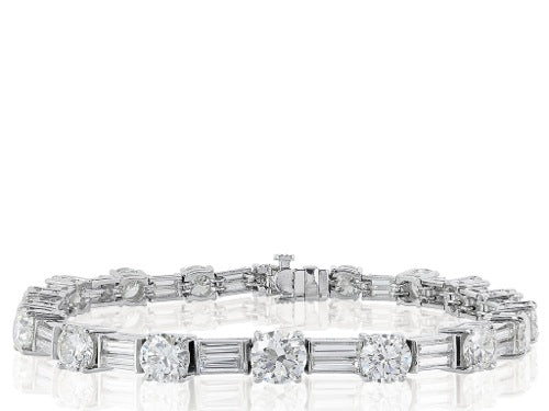 13.60ctw Diamond Bracelet