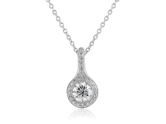 .49 Carat Diamond Pendant