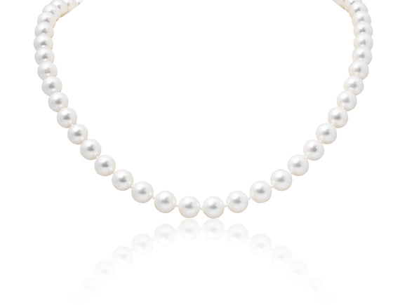 Graduated  Add- A - Pearl Necklace