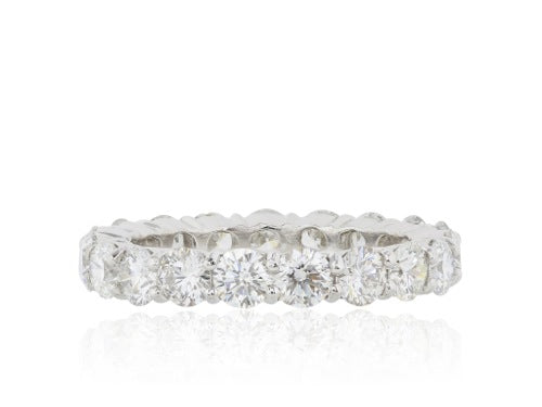 3.26ct Diamond Eternity Band