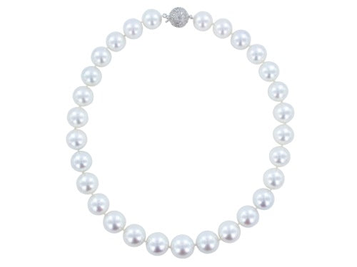 12.5-15mm South Sea Pearl Necklace
