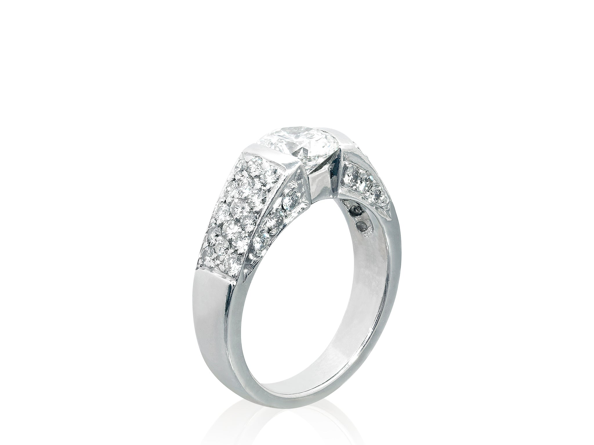 Platinum and Diamond Mounting Only