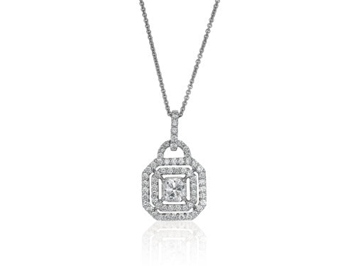 1.73ct Diamond Pendant