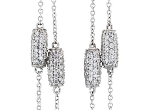 2.40 Carat Diamond By-the-Yard Necklace