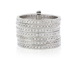 1.67ct Diamond Stackable Ring