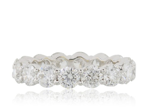 3.83ct Diamond Eternity Band