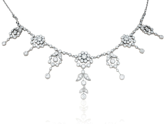 Diamond Estate Necklace