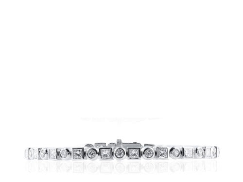 3.80ct Diamond Bracelet
