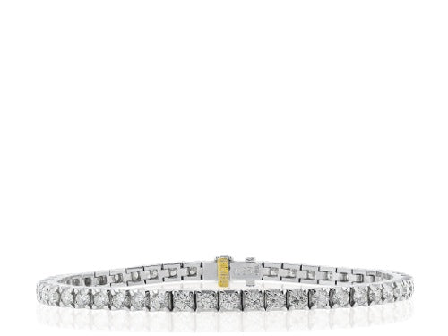 5.33ct Diamond Tennis Bracelet