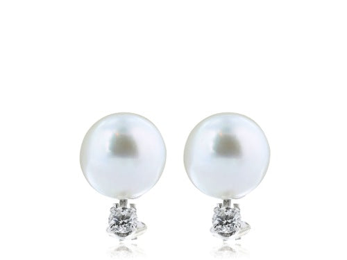 13mm South Sea Pearl Earrings