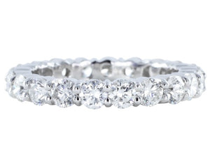 2.36ct Round Brilliant Cut Diamond Eternity Band
