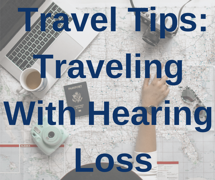 Here are some tips to make traveling with hearing loss if not better and least bearable.