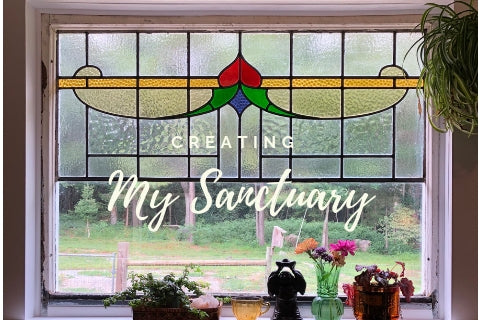 FEELING MEH -  I'VE BEEN BUSY CREATING MY SANCTUARY