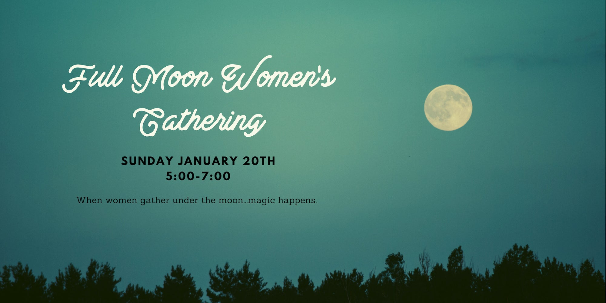 Full Moon Gathering