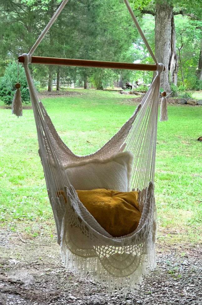 Hammock Chair - Boho Decor