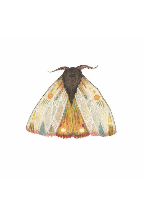 Polanshek of the Hills - Moth 9 Print - Collector