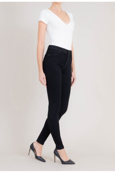 Level99 Tanya High Rise Black Skinny Jean LEVEL 99