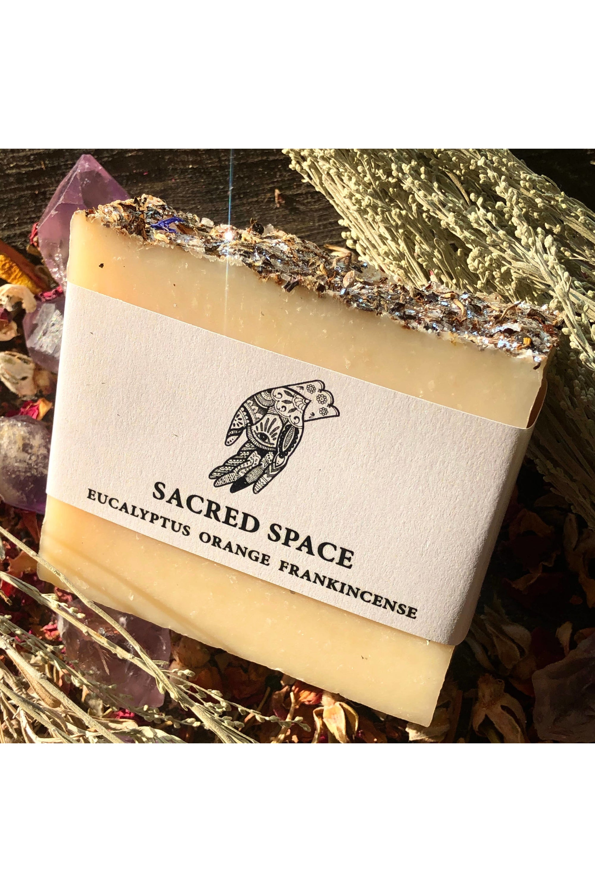 Magic Fairy Candles - 4oz Sacred Space Goat's Milk Soap