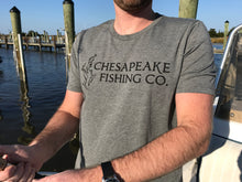 Load image into Gallery viewer, Chesapeake Fishing Co. Tee
