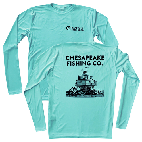 Thomas Point Sun Shirt // Seafoam