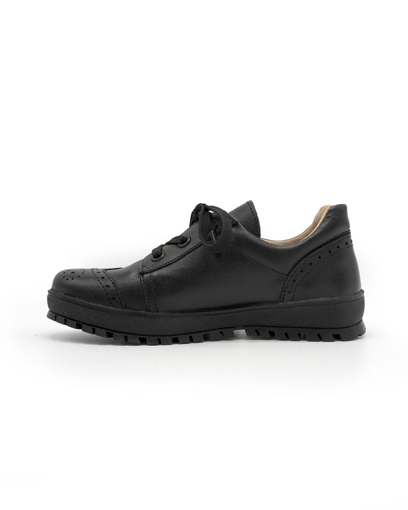 Leather Oxford Sneaker for Kids