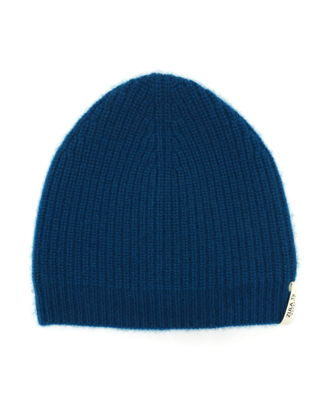 Deep Blue Cashmere Hat