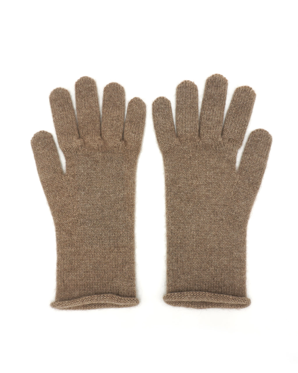 100% Cashmere Knitted Gloves