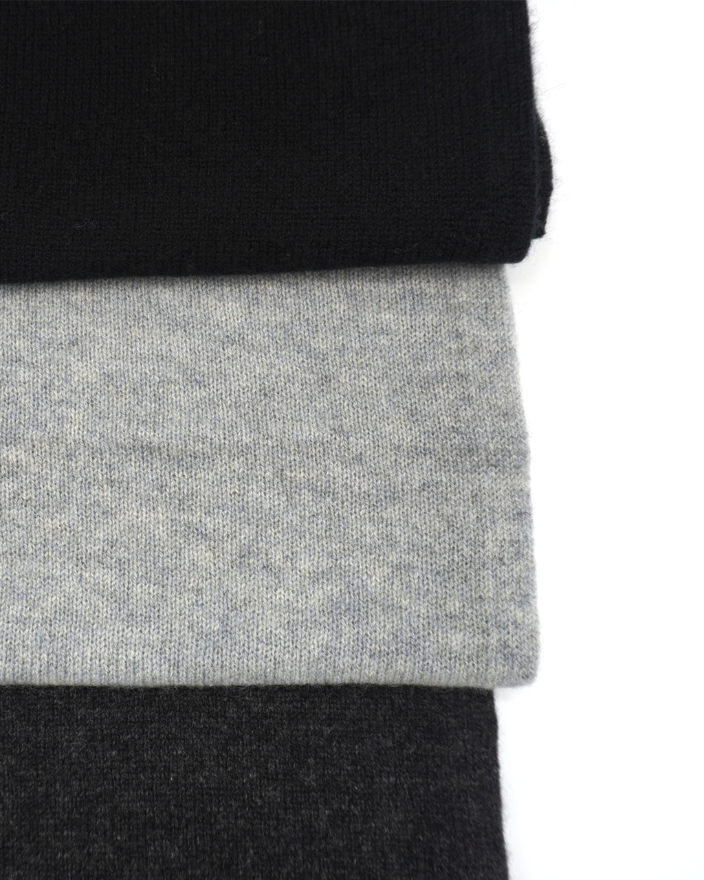 Three Color Cashmere Ccarf