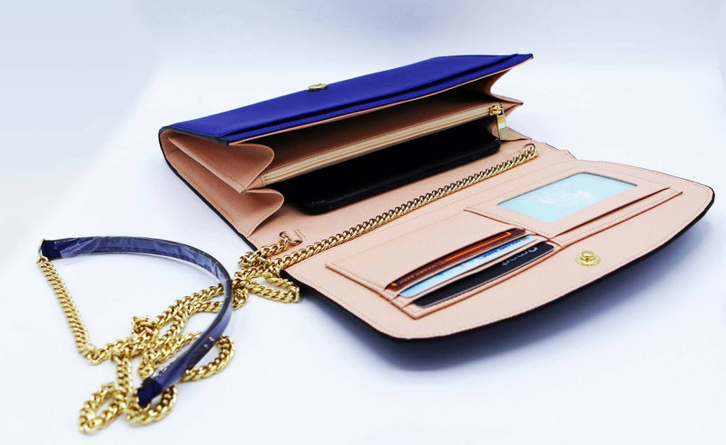 Genuine Leather Wallet Clutch