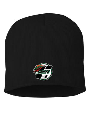 Solid Beanie- black or green