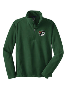 Fleece 1/4 Zip- Adult