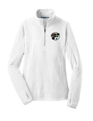 Fleece 1/4 Zip- Ladies